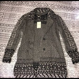 KNIT LONG SWEATER